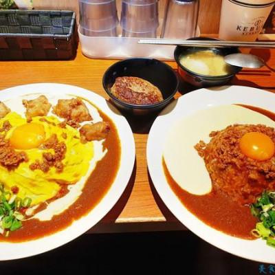 【台中】激推咖哩飯:朝寢坊咖哩!日本職人掌廚的濃郁美味咖哩專賣店
