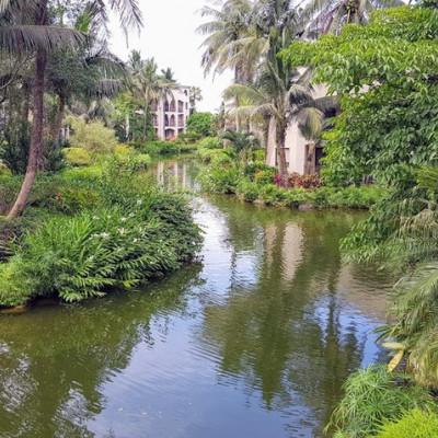 [住]花蓮 理想大地渡假飯店 全包式假期渡假時光 搭乘遊艇 體驗全台唯一 應許之河湖光美景