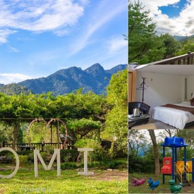 新竹住宿》登美山莊 景色優美空氣清新的景觀民宿 近綠世界 內灣老街 - 艾莉絲愛旅行