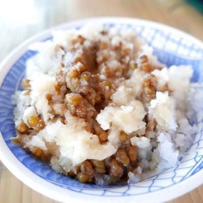 台東美食小吃【幸福綠豆湯】傳承56年的幸福滋味,真材實料飽滿的綠豆,清涼退火的不敗甜品。