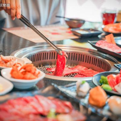 燒肉神保町-竹北館 ▏新竹人好幸福~除了燒肉、火鍋吃到飽外 還有日本料理給你吃免驚!。哈根達斯冰淇淋任你吃。竹北吃到飽推薦 / 新竹美食