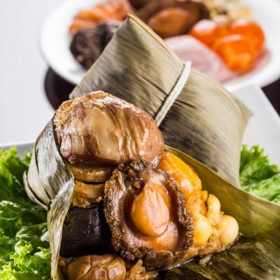 這顆粽子不能錯過!最夯食材「日本和牛」強先入粽,台北晶華酒店推出六款粽香禮盒搶攻最高檔送禮禮盒商機。