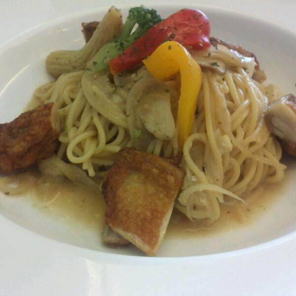 高雄市 餐飲 義式料理 HAPPY DAY 義大利麵焗烤