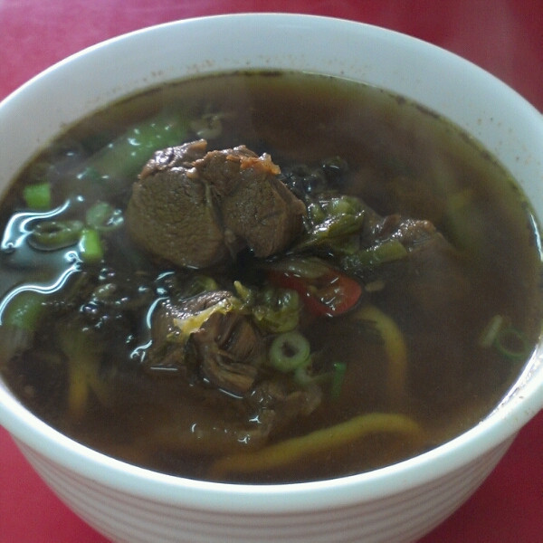 台南市 餐飲 麵食點心 張家牛肉麵(永康店)
