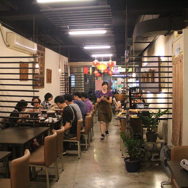 台北市 美食 餐廳 火鍋 涮涮鍋 巴蜀酸辣粉火鍋