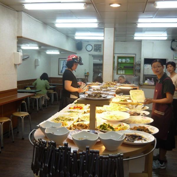 台北市 美食 餐廳 素食 素食 正慧素食