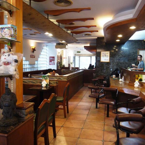 台北市 美食 餐廳 咖啡、茶 咖啡館 客喜康咖啡館 KOHIKAN(復興店)