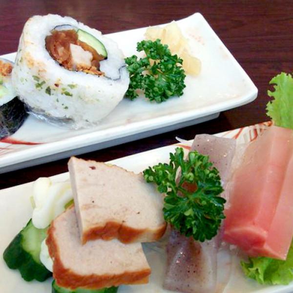 台北市 美食 餐廳 素食 素食 富田素食日本料理