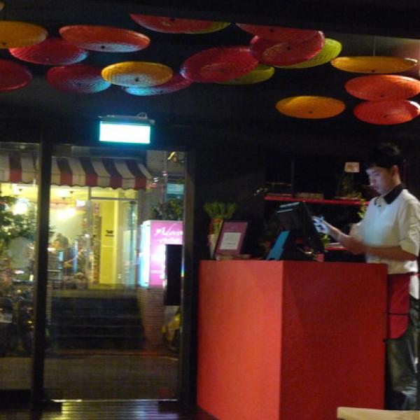 台北市 美食 餐廳 異國料理 南洋料理 齊客來(敦南店)