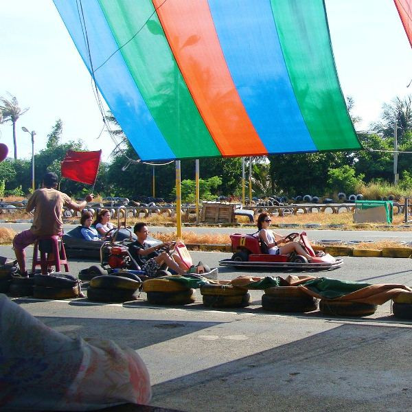 屏東縣 休閒旅遊 運動休閒 賽車運動場 旋風F1方程式休閒賽車場