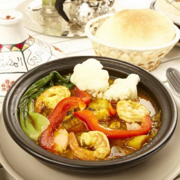 台北市 餐飲 多國料理 中東料理 Tajin Moroccan Cuisine 塔吉摩洛哥料理