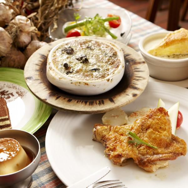 台北市 美食 餐廳 異國料理 美式料理 甜橘牛排 (南京店)