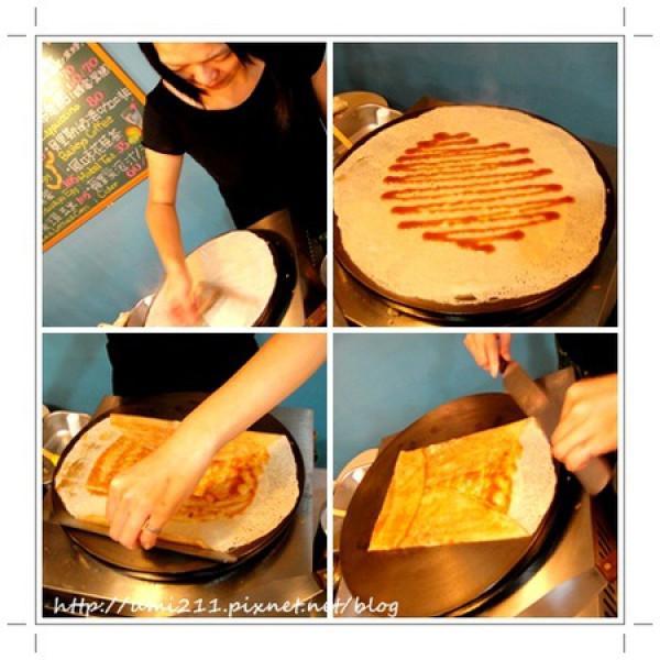 台北市 美食 餐廳 咖啡、茶 咖啡館 Lily 法式薄餅咖啡