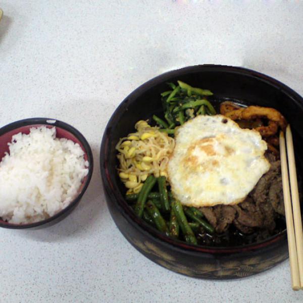 台北市 美食 餐廳 異國料理 韓式料理 韓角餐館