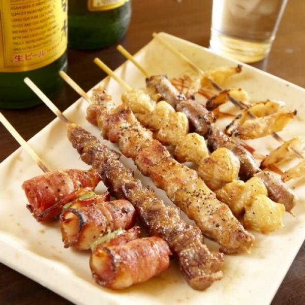 台北市 美食 餐廳 餐廳燒烤 串燒 發柴燒風味燒烤