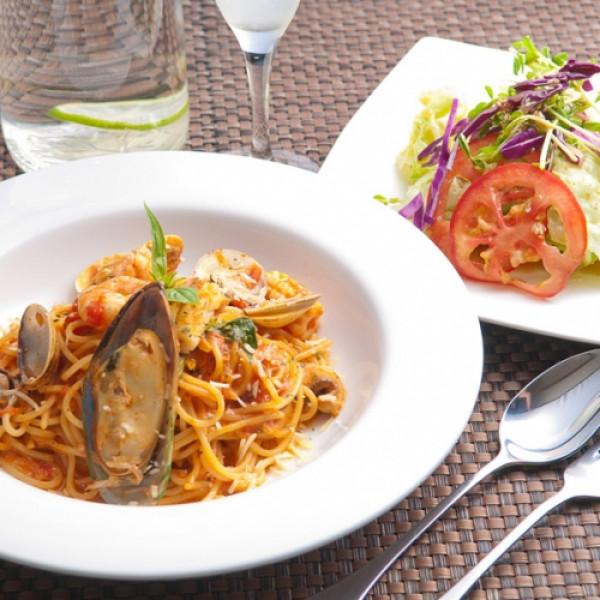 台北市 美食 餐廳 異國料理 義式料理 Voguer Pasta法哥義式餐廳