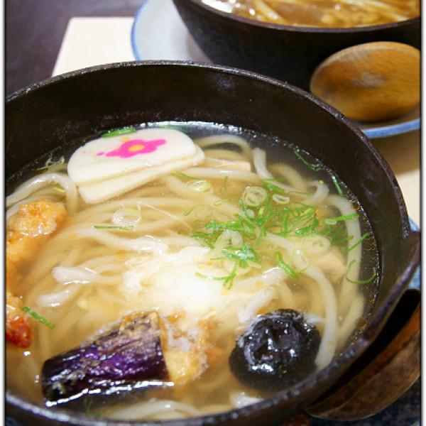 台北市 美食 餐廳 異國料理 日式料理 尚更手打烏龍麵店