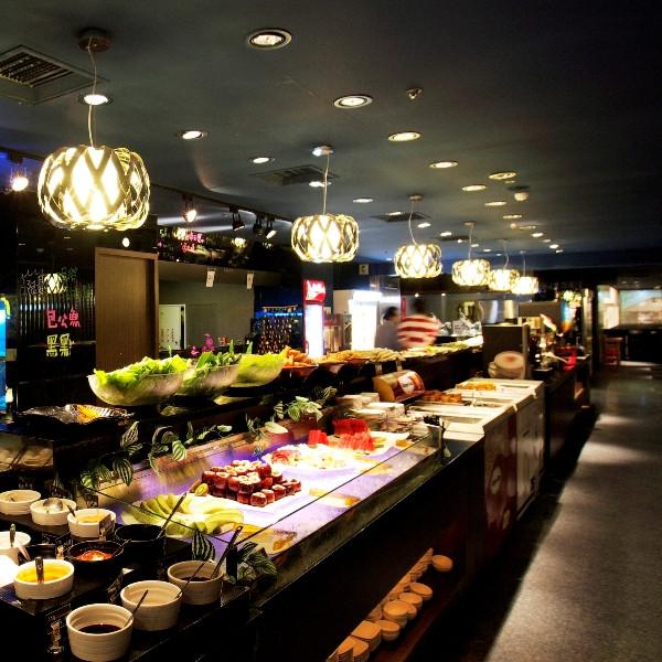 台北市 美食 餐廳 火鍋 涮涮鍋 八海精緻鍋物(京東店)