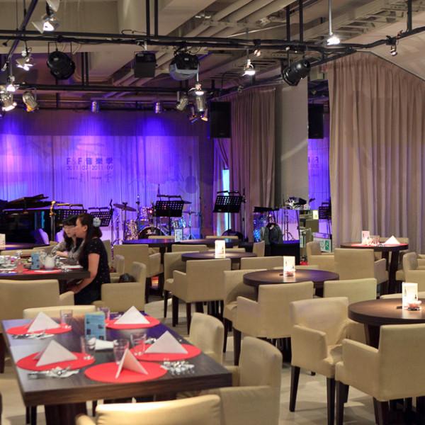 台北市 美食 餐廳 異國料理 多國料理 Franz&Friends法藍瓷音樂餐廳