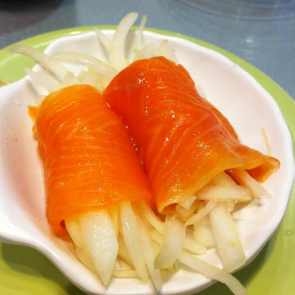 台北市 美食 餐廳 異國料理 日式料理 爭鮮迴轉壽司(頂好店)