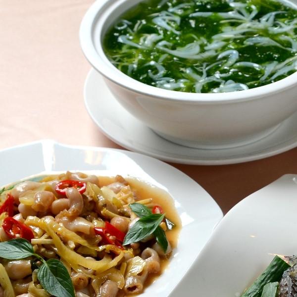 台中市 美食 餐廳 中式料理 台菜 阿利海鮮