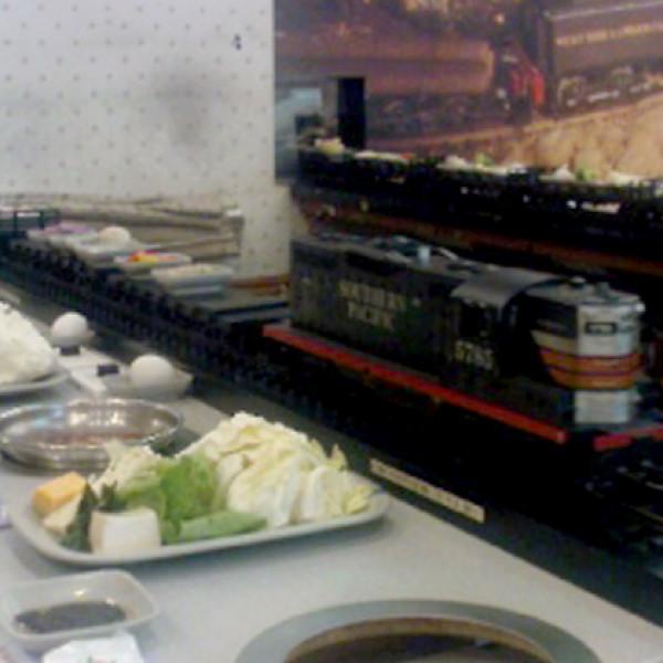 高雄市 餐飲 素食料理 素食料理 上海素食餐廳火車涮涮鍋