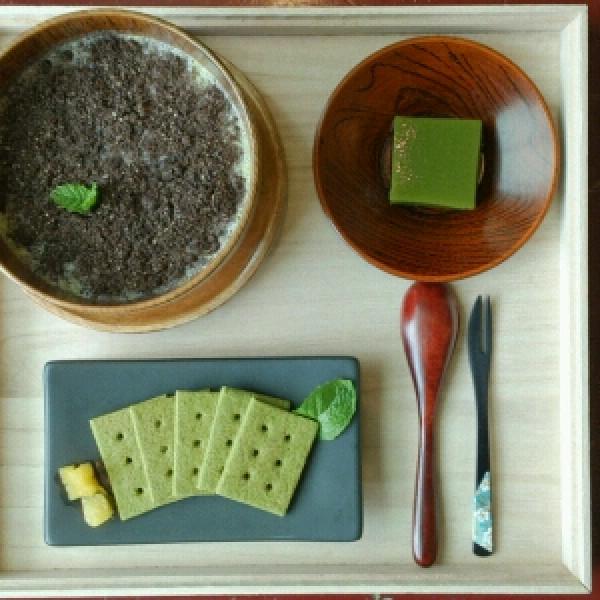高雄市 美食 餐廳 咖啡、茶 咖啡館 草 doro 抹茶專賣店