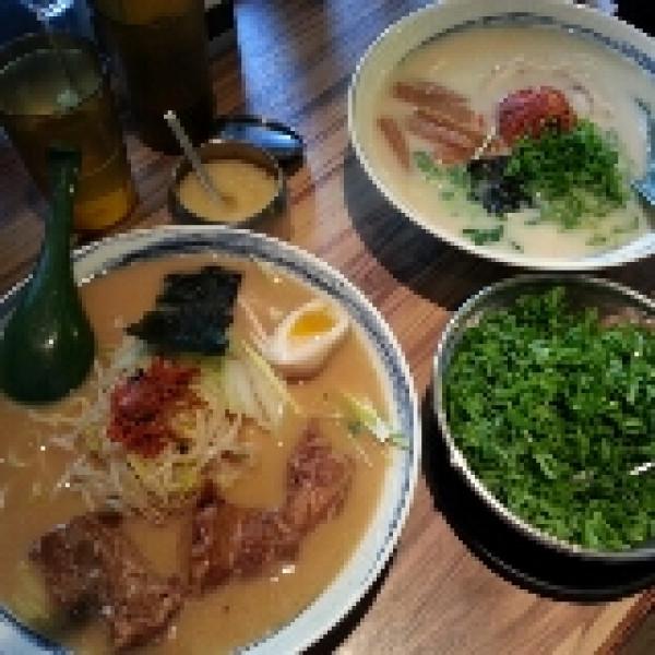 台北市 美食 餐廳 異國料理 日式料理 赤阪拉麵