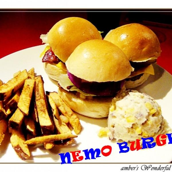 台北市 餐飲 美式料理 NEMO BURGERS