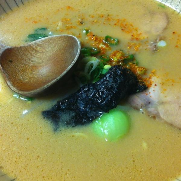 台北市 美食 餐廳 異國料理 日式料理 清粥小菜~大間拉麵