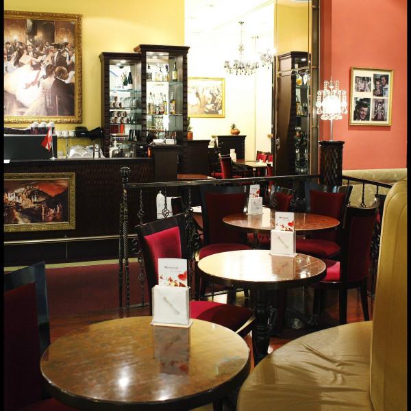 台北市 餐飲 咖啡館 BAUMANN's Kaffee 奧地利咖啡館