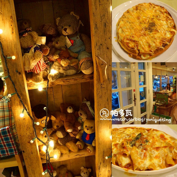 台北市 美食 餐廳 異國料理 義式料理 帕多瓦CAFE