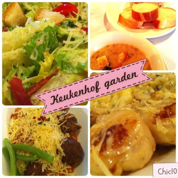 台南市 美食 餐廳 異國料理 義式料理 庫肯花園