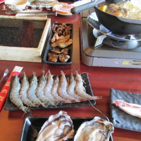 新北市 美食 餐廳 餐廳燒烤 鑽木取火日式燒肉吃到飽