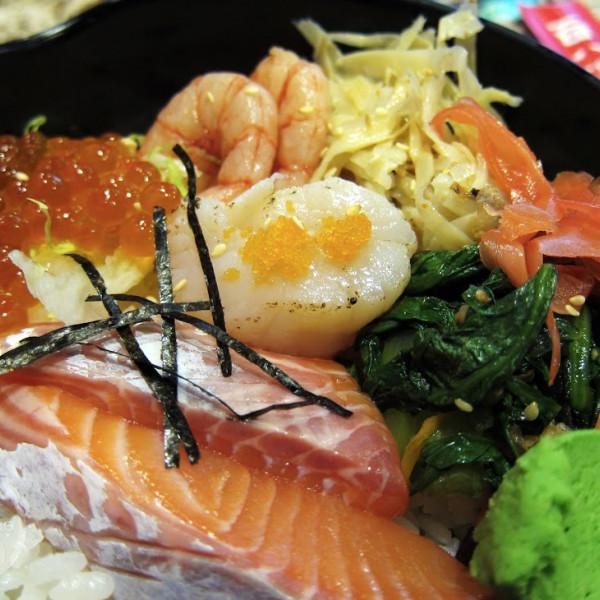 台北市 美食 餐廳 異國料理 日式料理 百八魚場 (長安店)
