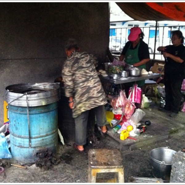 基隆市 美食 攤販 台式小吃 鐵路邊胡椒餅
