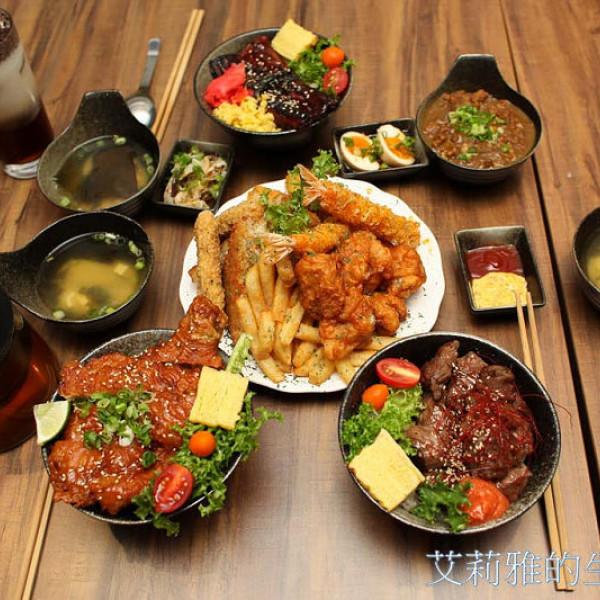 新竹市 餐飲 日式料理 寫樂亭丼飯專賣店