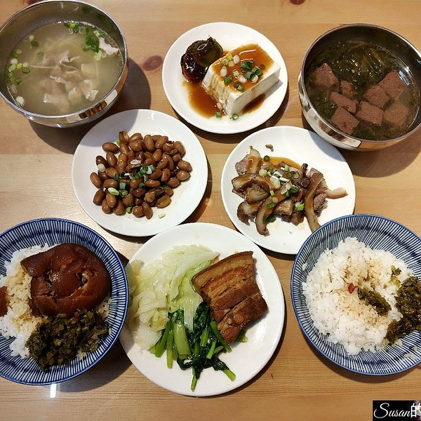 台中市 美食 餐廳 中式料理 中式料理其他 祖傳爌肉飯