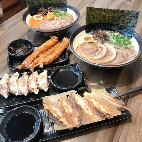 台中市 餐飲 日式料理 拉麵‧麵食 同拉麵-景賢店