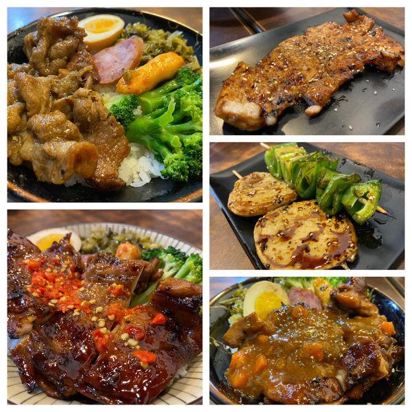 台北市 美食 餐廳 餐廳燒烤 燒肉 烤師傅烤肉飯