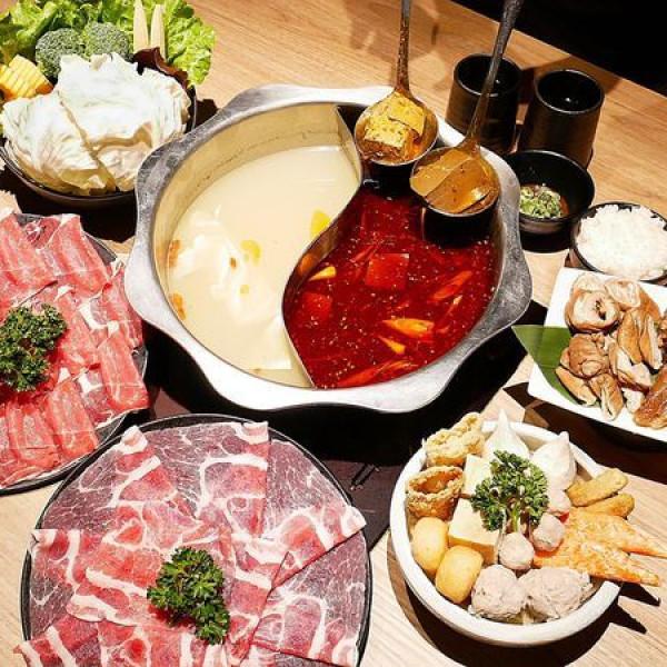 台北市 美食 餐廳 火鍋 麻辣鍋 洪爺麻辣鴛鴦火鍋
