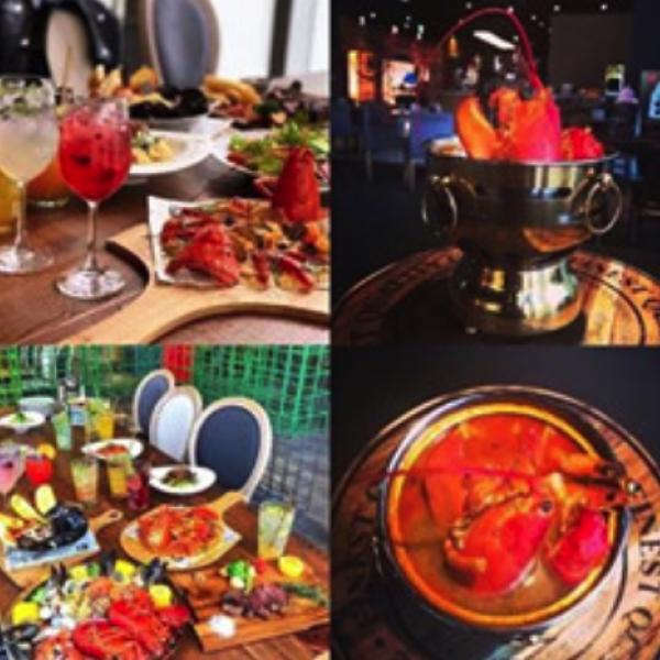 台中市 餐飲 美式料理 龍波斯特龍蝦專門店-台中老虎城旗艦店