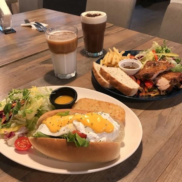 台北市 美食 餐廳 異國料理 義式料理 At • First Brunch 緣來-忠孝店
