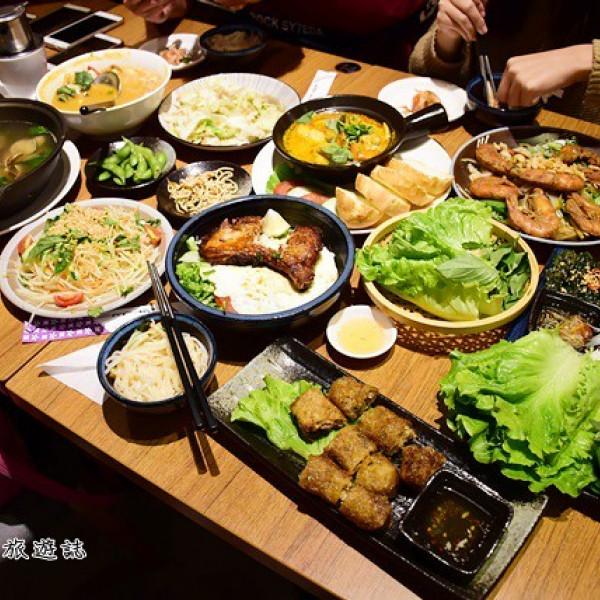 台北市 美食 餐廳 異國料理 南洋料理 阮小越越南料理(原新越越南麵食)
