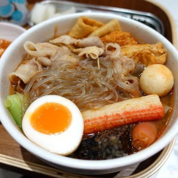 台北市 餐飲 韓式料理 安妞韓辣燙
