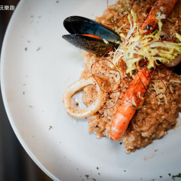 台北市 餐飲 義式料理 迷迭香花園餐廳