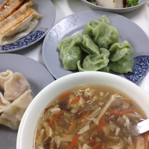台北市 美食 餐廳 中式料理 麵食點心 四海遊龍鍋貼專賣店(三民店)
