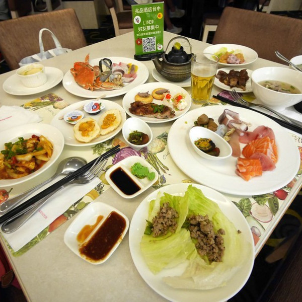 台中市 餐飲 多國料理 多國料理 品東西自助百匯台中兆品