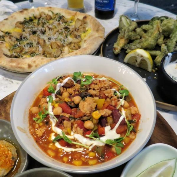 台北市 餐飲 素食料理 素食料理 BaganHood 蔬食餐酒館