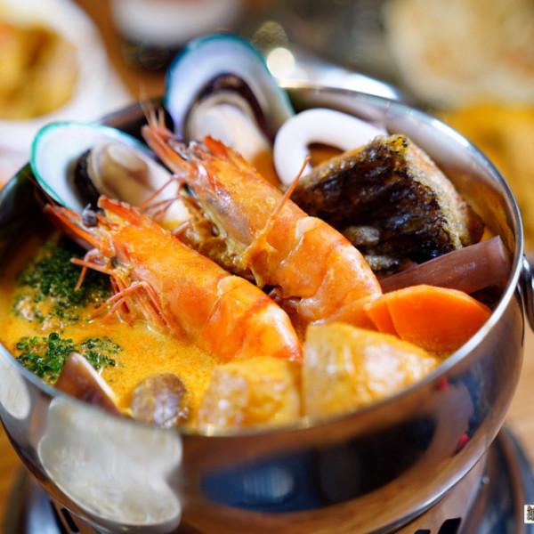台北市 餐飲 多國料理 南洋料理 PappaRich金爸爸南港店